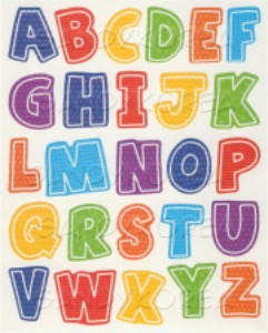 CD-School Tools Letters 1