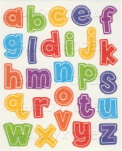 CD-School Tools Letters 3